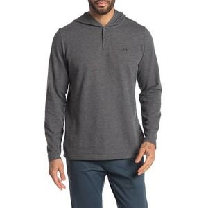 Travis Mathew Exits Covered Pullover Hoodie Sm